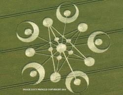 korncirkel korn cirkler Dorset