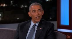 Obama UFO rumvæsner