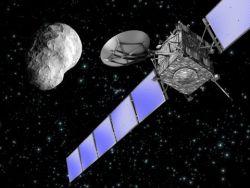 Rosetta ESA komet liv