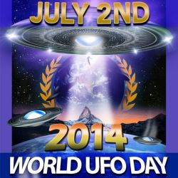 World UFO Day 2 juli Roswell